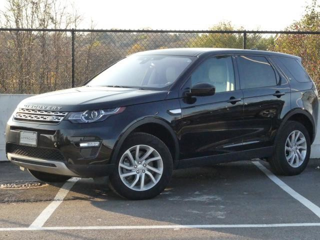 Land Rover Discovery Sport 2018 >> Certified Pre Owned 2018 Land Rover Discovery Sport Hse Four Wheel Drive Suv