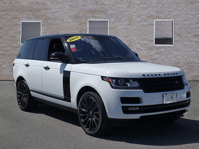 Pre-Owned 2017 Land Rover Range Rover