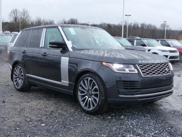 New 2020 Land Rover Range Rover P525 HSE