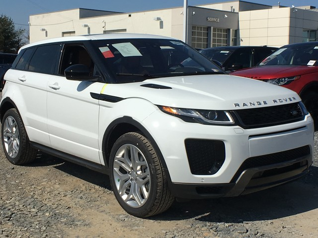 New 2018 Land Rover Range Evoque Hse Dynamic